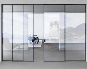L'eleganza e la leggerezza del vetro