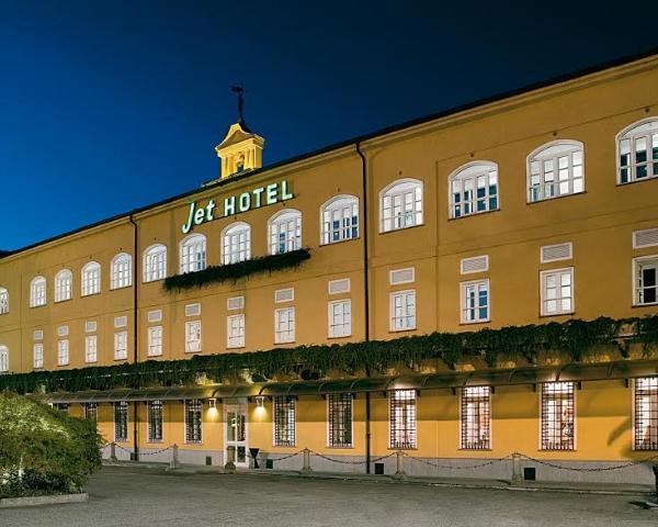 Efficienza energetica per il JET HOTEL di Milano