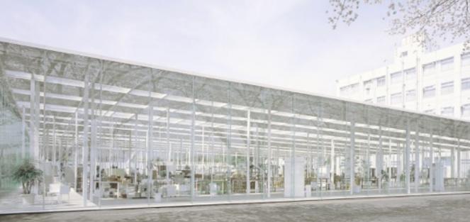 L 39 architetto giapponese ishigami vince il bsi swiss for Architetto giapponese