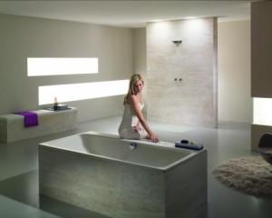 Tecnologie digitali per il bagno