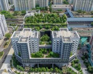 Il progetto Kampung Admiralty vince il World Architecture Festival