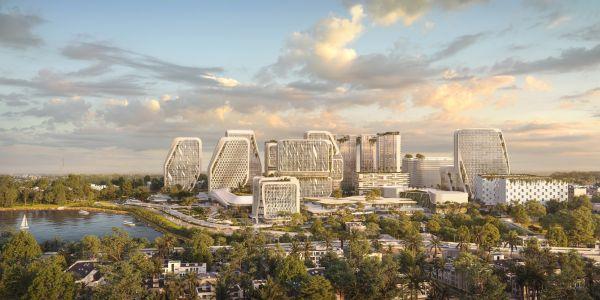 Karle Town Center: il masterplan della Silicon Valley indiana