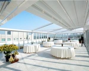 Sky lounge, in Corea, coperta dal sistema GENNIUS A4 AS di KE