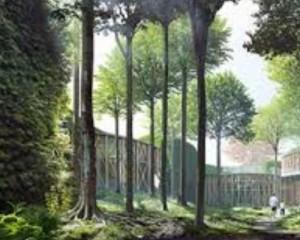 Il regno delle favole di Hans Christian Andersen progettato da Kengo Kuma
