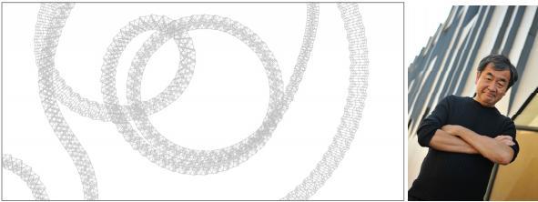 """Design e tecnologia nell'installazione """"Breath/ng"""" al Fuorisalone"""