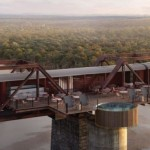 Kruger Shalati: un boutique hotel di lusso dal riutilizzo di un vecchio treno