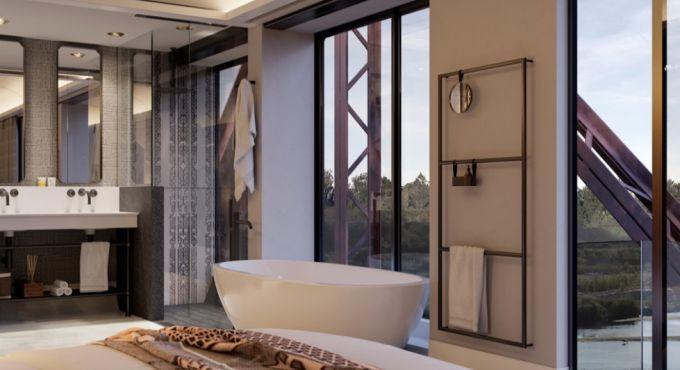 Kruger Shalati, eleganza e design in stile africano