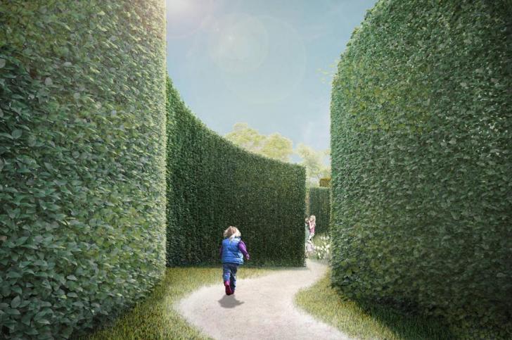 Magici labirinti attendono grandi e piccoli ospiti nel museo Andersen per vivere una straordinaria avventura.
