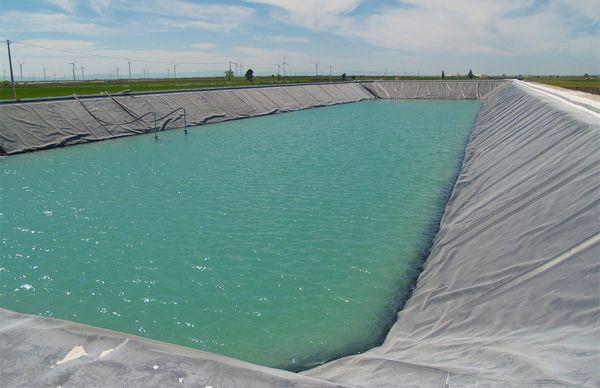 lago artificiale irrigazione