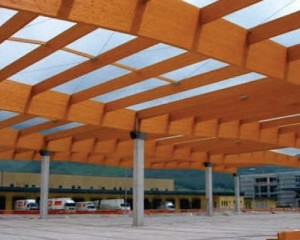 Coperture in legno: rinnovabili, belle e ad alte prestazioni