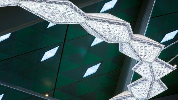 Foster + Partners le stazioni per l'alta velocità dell'Arabia Saudita