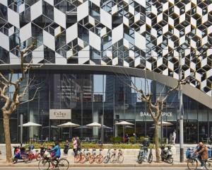 Lane 189, lo shopping centre progettato da UNstudio