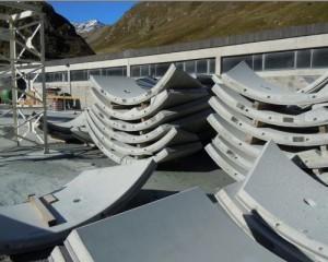 Laterlite vince il riconoscimento internazionale per l'argilla espansa in galleria