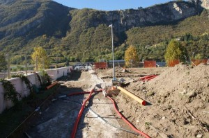 Agrileca per un intervento di recupero urbano a Trento 3
