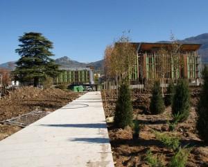 Agrileca per un intervento di recupero urbano a Trento 1