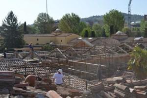 Ristrutturazione del Cimitero Monumentale di Bologna 3