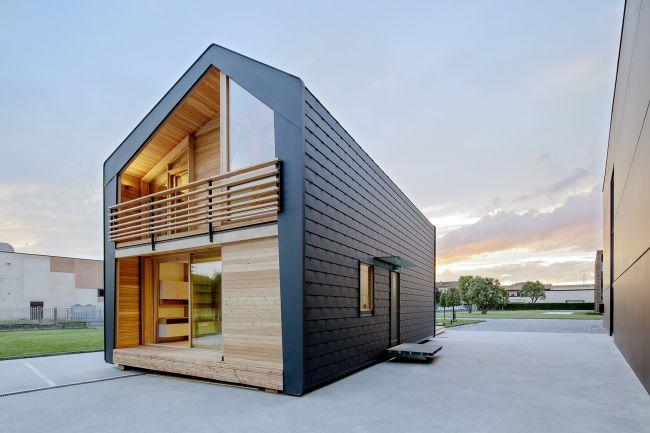 Casa trasportabile LeapHome