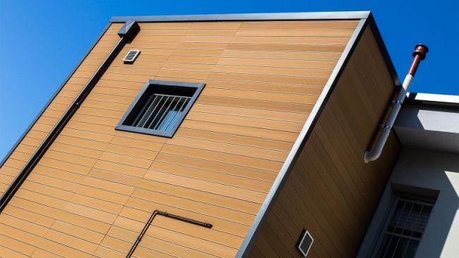 legno composito-: Doghe Tecnodeck di Sogimi
