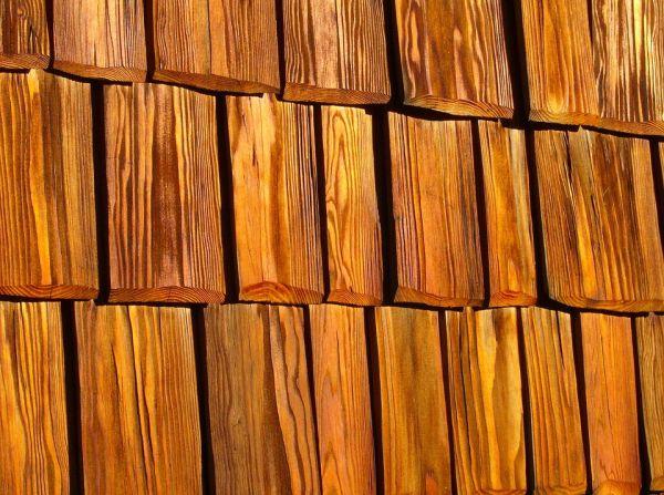 Legno, utilizzo del larice in edilizia
