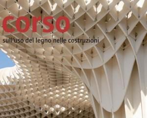 Costruire in legno, i Corsi promo_legno