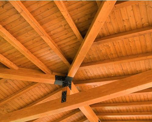 Come proteggere dal fuoco le strutture in legno