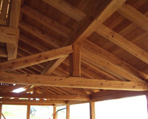 Brevetto per la sicurezza antisismica degli edifici in legno