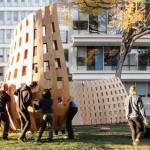 La tradizione del legno e l'innovazione della robotica