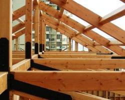 A Milano prima scuola in legno nel 2016 1