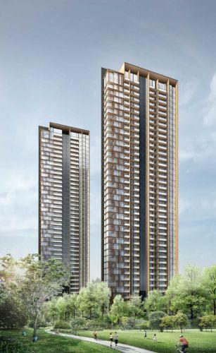 Clement Canopy a Singapore,  la torre edilizia più alta mai costruita a partire dalla costruzione modulare