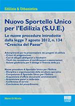 Nuovo Sportello Unico per l'Edilizia (S.U.E.)