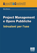 Project Management e Opere Pubbliche