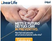 Linear Life: Metti il futuro dei tuoi cari in Preventivo