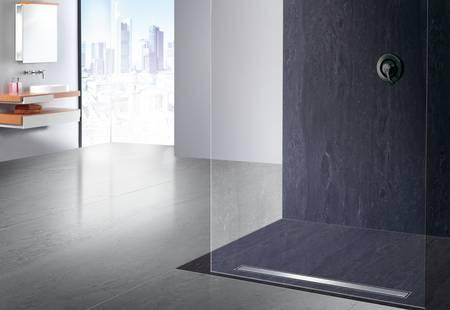 Canaletta per doccia Linearis Compact