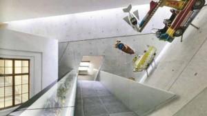 Vista interna del Museo