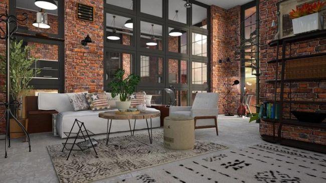 Come trasformare un edificio industriale in un'abitazione