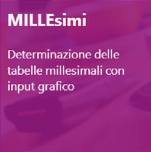 MILLEsimi