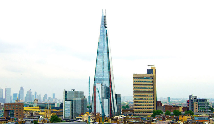 Renzo Piano: The London Shard