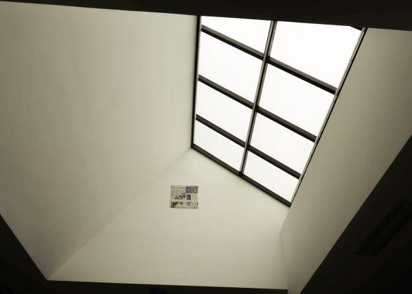 lucernari per illuminazione zenitale