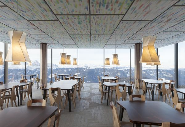 Lumen Museum, AlpiNN – Food Space & Restaurant