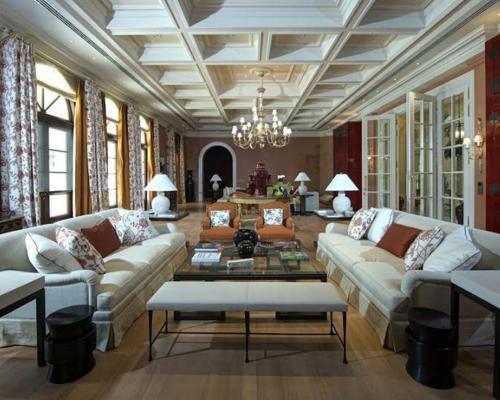 Interni case lusso latest strutture esterne permanenti e for Case lusso interni