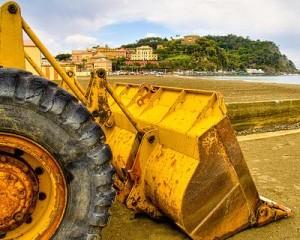 Export di Macchinario per le costruzioni chiude in positivo 1