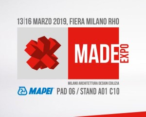 Mapei torna a sorprendere i suoi ospiti a MadeExpo