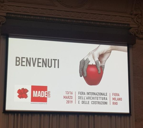 Made Expo, Fiera Milano-Rho dal 13 al 16 marzo 2019