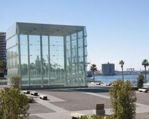 Nuovo Centre Pompidou a Malaga 1