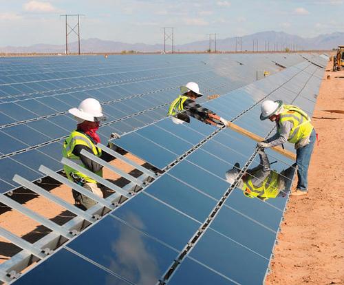 Smaltire i pannelli fotovoltaici: separare i materiali