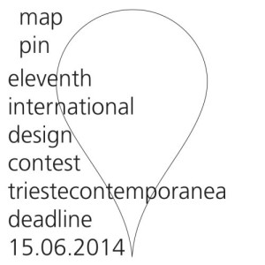 MAP PIN – Concorso Internazionale di Design Trieste Contemporanea 1