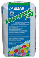 mapegrout t40 25kg int
