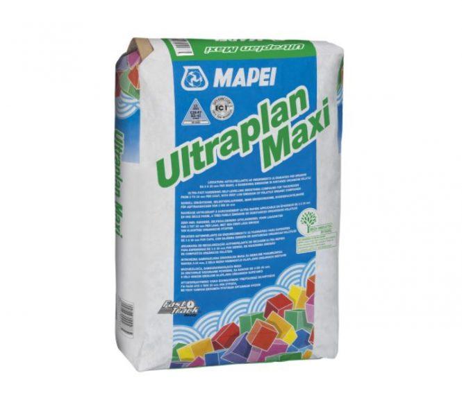 Mapei ULTRAPLAN MAXI - Lisciatura autolivellante ad indurimento ultrarapido