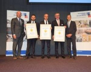 Mapei vince l'Innovation Award in Germania