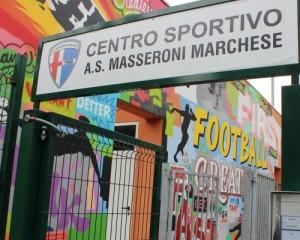 Nuovo impianto sportivo di Milano Masseroni 2